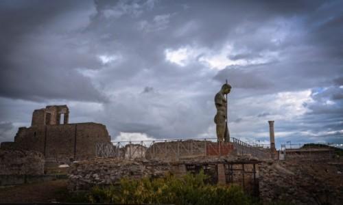Zdjęcie WłOCHY / Kampania / Pompeje / Pompeje