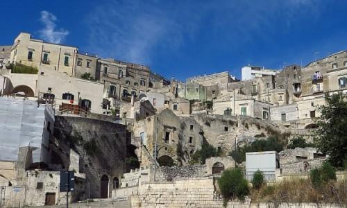 Zdjęcie WłOCHY / Basilicata / Matera / Sasso Barisano