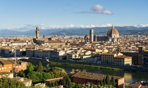 Zdjecie WłOCHY / Toskania / Florencja / Pobudka we Florencji