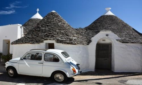 Zdjecie WłOCHY / Apulia / Alberobello / Alberobello