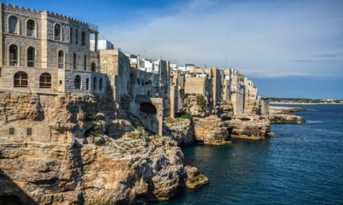 Zdjęcie WłOCHY / Apulia / Polignano a Mare / Polignano a Mare