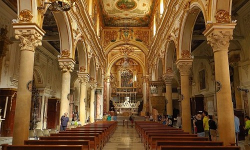 Zdjęcie WłOCHY / Basilicata / Matera / katedra