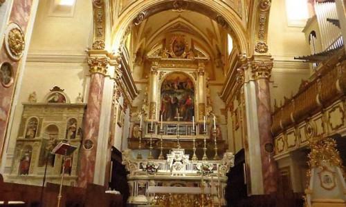 Zdjecie WłOCHY / Basilicata / Matera / katedra