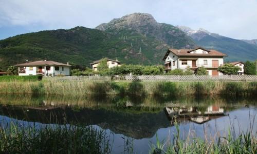 Zdjęcie WłOCHY / Lombardia / Novate Mezzola  / W górach i nad wodą