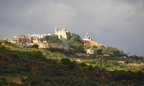 Zdjęcie WłOCHY / Basilicata / trasa Matera  - Salerno / krajobrazy Basilicaty