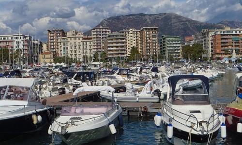 Zdjęcie WłOCHY / Kampania / Salerno / marina