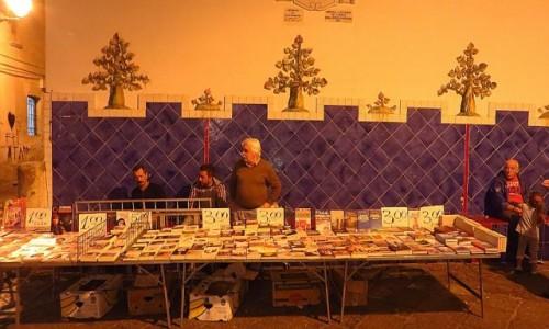 Zdjęcie WłOCHY / Kampania / Salerno / włoscy bukiniści