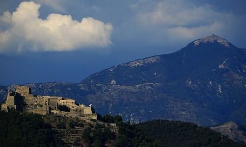 Zdjęcie WłOCHY / Kampania / Salerno / Castello di Arechi