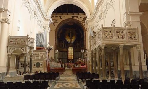 Zdjęcie WłOCHY / Kampania / Salerno / katedra