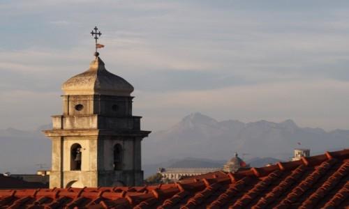 Zdjęcie WłOCHY / Toskania / Piza / Widok z okna