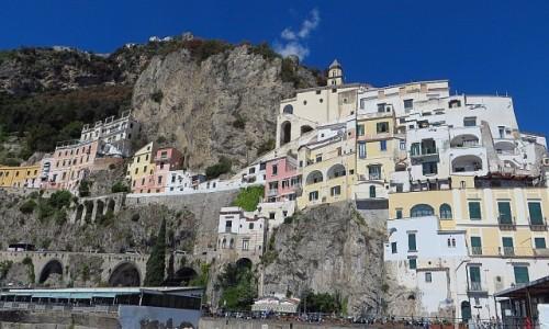 Zdjęcie WłOCHY / Kampania / okolice Amalfi / Wybrzeże Amalfitańskie