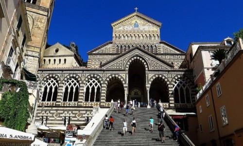 Zdjęcie WłOCHY / Kampania / Amalfi / katedra św. Andrzeja
