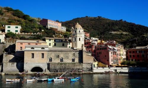 Zdjęcie WłOCHY / Liguria / CinqueTerre / Vernazza