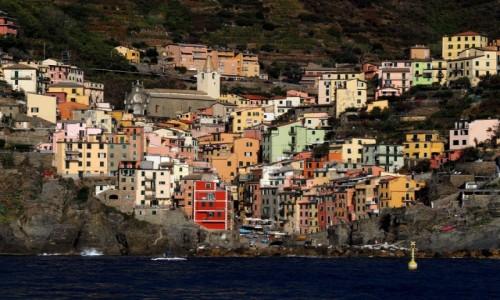 Zdjecie WłOCHY / Liguria / Cinque Terre / Riomaggiore