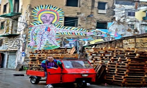 Zdjęcie WłOCHY / Sycylia / Palermo / Życie na Sycylii