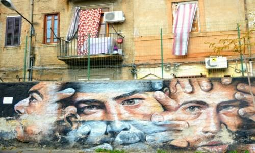 Zdjęcie WłOCHY / Sycylia / Palermo / Spojrzenie na Palermo