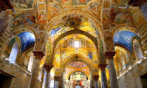 Zdjecie WłOCHY / Sycylia / Palermo / Kościół Santa Maria dell'Ammiraglio