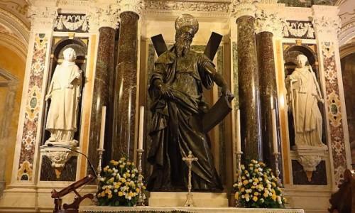 Zdjęcie WłOCHY / Kampania / Amalfi / katedra - krypta św. Andrzeja