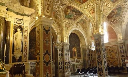 Zdjecie WłOCHY / Kampania / Amalfi / katedra - krypta św. Andrzeja