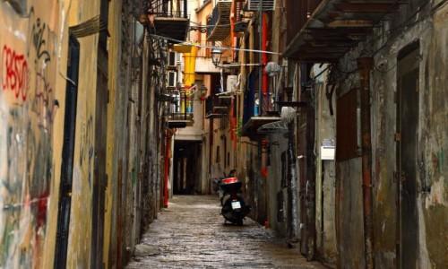 Zdjęcie WłOCHY / Sycylia / Palermo / Włoskie zakamarki