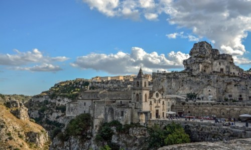 Zdjecie WłOCHY / Basilicata / Matera / Matera