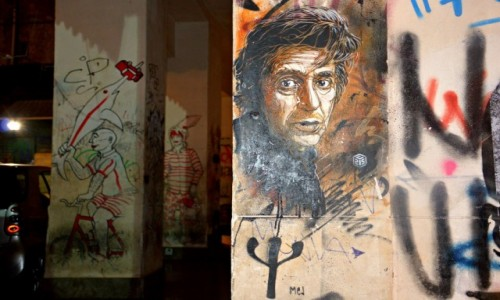 Zdjęcie WłOCHY / Sycylia / Palermo / Street art Palermo