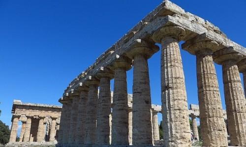 Zdjęcie WłOCHY / Kampania / Paestum / Świątynie Paestum