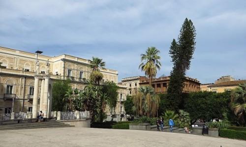 Zdjęcie WłOCHY / Sycylia / Katania / Villa Bellini