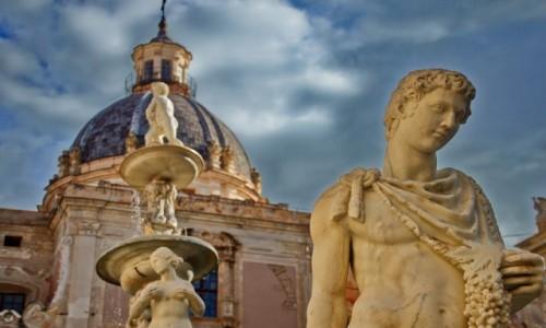 Zdjęcie WłOCHY / Sycylia / Palermo / Palermo