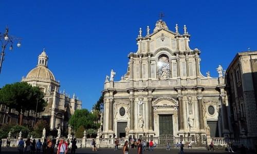 Zdjęcie WłOCHY / Sycylia / Katania / katedra