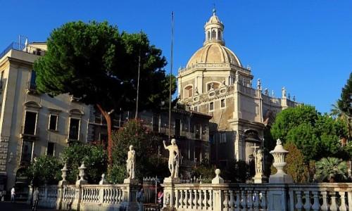 Zdjęcie WłOCHY / Sycylia / Katania / La Badia di Sant'Agata