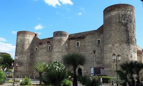 Zdjęcie WłOCHY / Sycylia / Katania / Castello Ursino