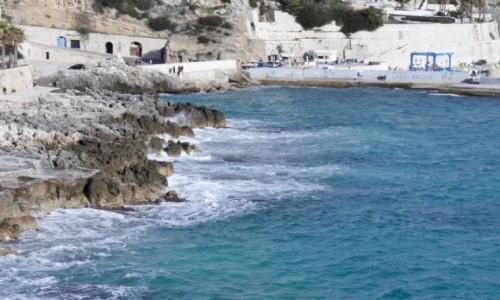 Zdjecie WłOCHY / Apulia / Marina di Andrano / Wybrzeże Salento
