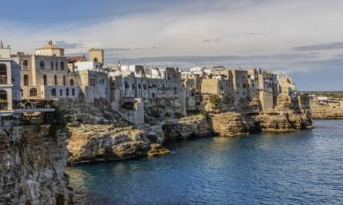 Zdjęcie WłOCHY / Apulia / Poligano a mare / Poligano a mare