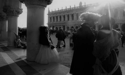 Zdjecie WłOCHY / Wenecja / Plac Św. Marka / Czekając na fotografów