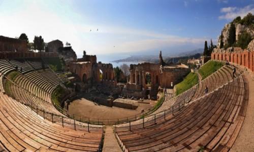 WłOCHY / Sycylia / Taormina / Taormina