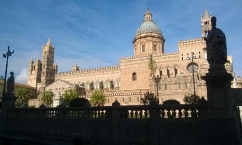 Zdjecie WłOCHY / Palermo / Katedra / Catedralle di Palermo