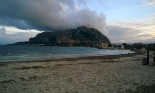 Zdjecie WłOCHY / Palermo / Mondello / Plaża