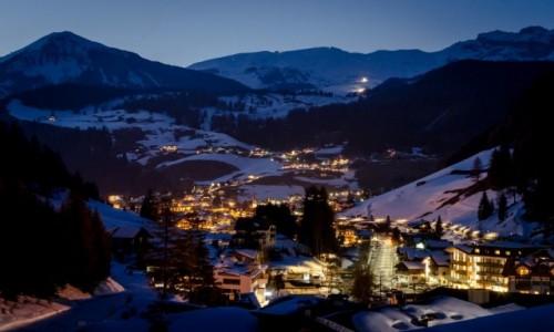 Zdjecie WłOCHY / Południowy Tyrol / Selva / dobranoc...