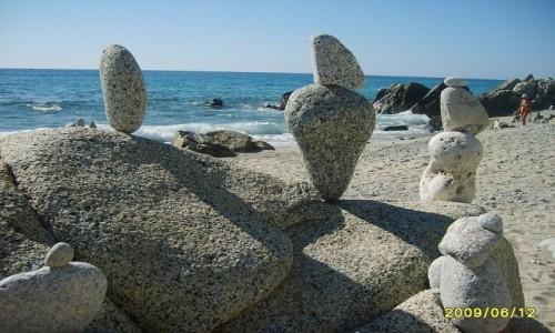 Zdjęcie WłOCHY / Calabria / plaża / Capo Vaticano