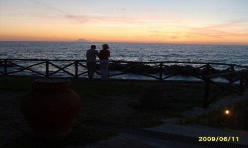 Zdjecie WłOCHY / Calabria / plaża / Capo Vaticano