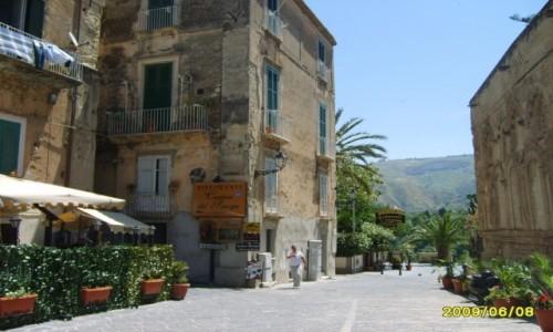 Zdjecie WłOCHY / południe Włoch / Tropea / Ulice Tropea