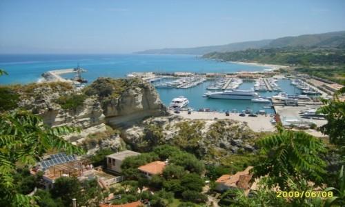Zdjęcie WłOCHY / Calagbia / Włochy / wybrzeże Calabrii