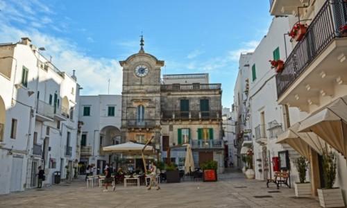 Zdjęcie WłOCHY / Apulia / Cisterninio / Cisterninio