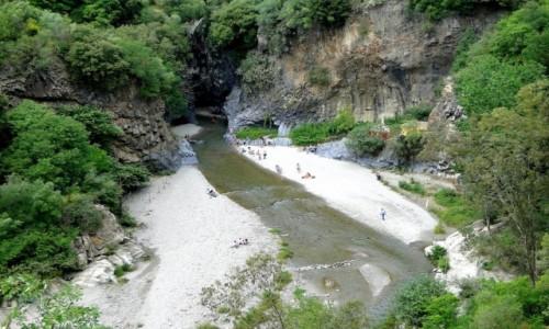 WłOCHY / Sycylia / okolice Taorminy / Z podróży po Sycylii.