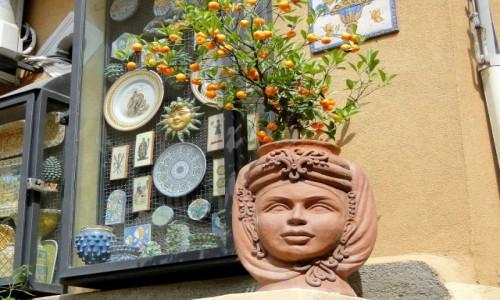 Zdjecie WłOCHY / Sycylia / Taormina / Sycylijskie klimaty.