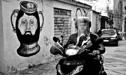 Zdjecie WłOCHY / Sycylia / Palermo / Palermo street