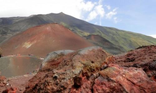 WłOCHY / Sycylia / Etna. / Z podróży po Sycylii (7)