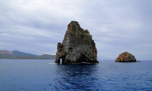 Zdjęcie WłOCHY / Wyspy Liparyjskie / Lipari. / Liparyjskie wspomnienie.
