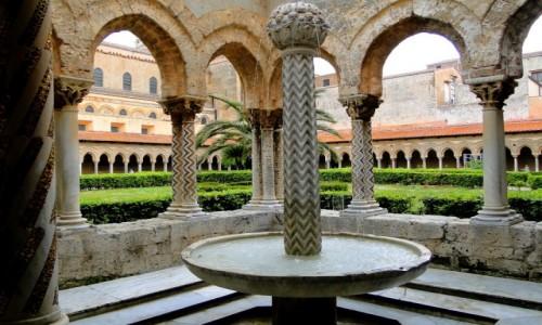 WłOCHY / Sycylia / Monreale / Z podróży po Sycylii - Monreale (8)